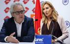 Los líderes de Ciudadanos y PP quieren reeditar la coalición Navarra Suma