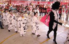 Carnavales en los colegios de Navarra