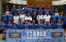 Plantilla del Huarte para la 2014/2015