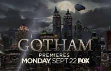 Cartel de 'Gotham'