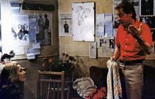 Lola Herrera y Daniel Dicenta en una escena del filme 'Función de noche'