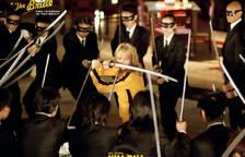 Una secuencia de Kill Bill.