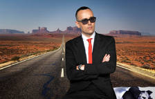 Risto Mejide, presentador de 'Viajando con Chester'