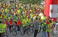 La marcha en bici de la 'Semana de movilidad universal', programada para el sábado.