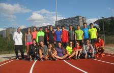 Nuevas pistas de atletismo de Barañáin