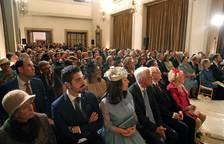 Boda real en Albania 80 años después