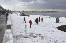 La ola de frío que llegó de Europa continental congela a España
