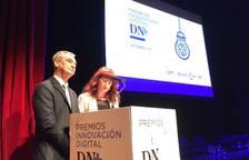Entrega de los Premios DN+