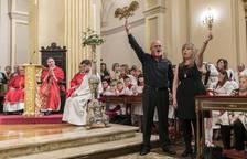 Quinta Misa de la Escalera de San Fermín