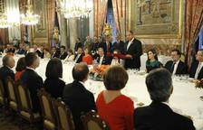 Visita oficial del presidente de Costa Rica a España