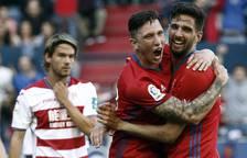 Osasuna 2-1 Granada