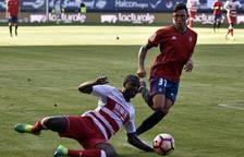 Osasuna 2-1 Granada (II)