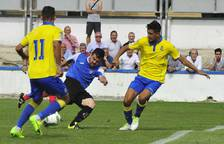 Imágenes del Peña Sport 0- 3 Las Palmas