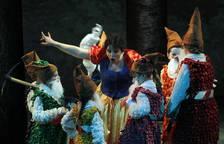 La Ópera de Cámara de Navarra representa 'El guardián de los cuentos' en Bilbao