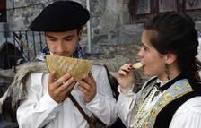 Día del queso del Roncal