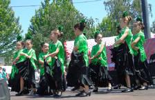 Celebración del Rocío en Barañáin