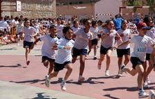Carrera solidaria del colegio Compañía de María de Tudela