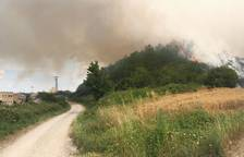 Incendios en Esparza de Galar y Arazuri