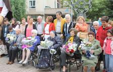Día de las personas mayores en Barañáin