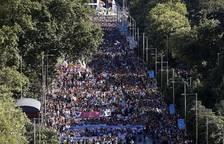 Marcha del Orgullo LGTBI en Madrid