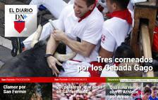 El primer encierro, en El Diario DN+