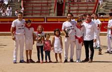 Concurso de recortadores de San Femín