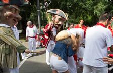 La salida de los gigantes del 11 de julio de 2017