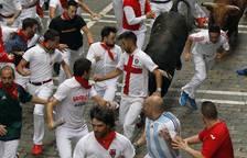 Imágenes exclusivas del séptimo encierro de 2017