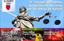 El Tribunal de Cuentas y Uxue Barkos, en El Diario DN+