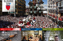 La despedida de la Comparsa en El Diario DN+