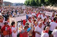 XLI Concentración de auroros de Navarra en Milagro