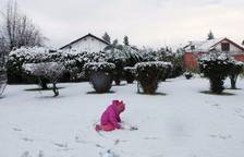 Intensas nevadas en Chile