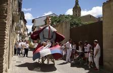 Chupinazo de Fiestas de Puente la Reina