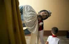 Día del niño de las fiestas de Puente la Reina
