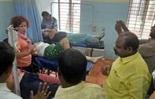 Cuatro españoles mueren en un accidente de autobús en India