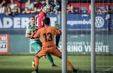 Osasuna 2-0 Eibar
