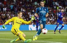 Ida de la Supercopa de España 2017-2018