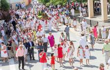 Cabanillas celebra su día grande de las fiestas