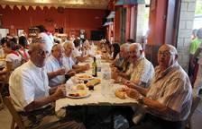 Almuerzos populares de las fiestas de Cabanillas