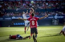 Osasuna 1 - Sevilla Atlético 1 (II)