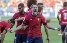 Osasuna 1 - Sevilla Atlético 1 (I)