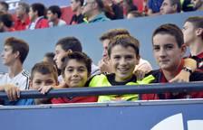 Búscate en la grada del Osasuna - Sevilla Atlético