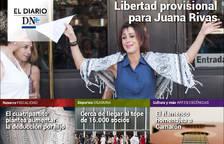 Libertad provisional para Juana Rivas, en El Diario DN+