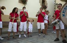 Cohete de fiestas de Mañeru