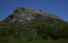 Las laderas del monte Beriáin (San Donato) acogerán una nueva carrera el sábado 9: la 'Tritoiena'.