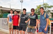 Campeonato navarro absoluto: el mejor tenis local