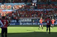 Galería del Osasuna 1-1 Huesca