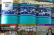 La situación del Islam en Navarra, en el Diario DN+