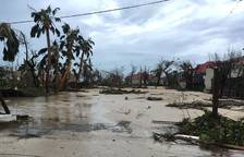 Estragos en el Caribe por el paso del huracán Irma