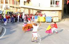 Día de las peñas en Peralta